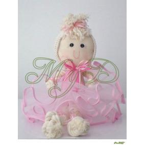 Centro De Mesa Bailarina Cumpleaños Niña Bautizo Baby Shower