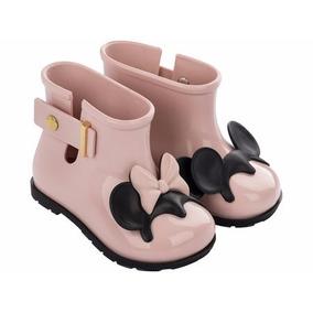 Sandalias Mini Melissa Sugar Rain + Disney Twins