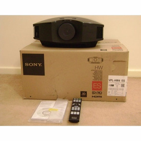 New 2017 Projetor Sony Full Hd 3d Vpl-hw45es