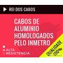 Fio Cabo De Aluminio Multiplex Triplex 3 X 16mm 300 Metros