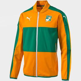 Camisa Puma Costa Do Marfim Stadium 2016 Pronta Entrega