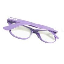Armacao Oculos Lentes Transparentes Infantil Menina Promocao
