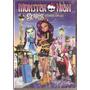 Dvd Monster High Scaris - A Cidade Sem Luz - Novo***
