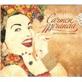 Cd Duplo Carmen Miranda - 100 Anos Duetos -novo**