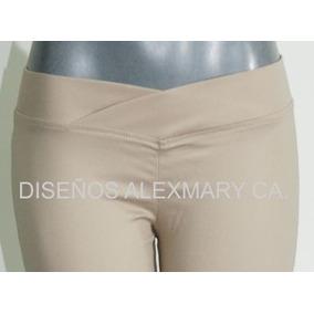 Bellos Shorts De Drill En Corte Leginns