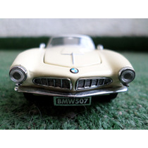 Bmw 507 Cabriolet Matchbox Escala 1/43
