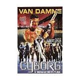Dvd Filme - Cyborg - O Dragão Do Futuro