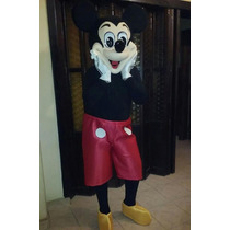 Disfraz Cabezon De Mickey