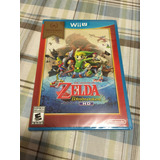 The Legend Of Zelda The Wind Waker Para Wii U Nuevo Sellado