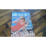 Revista Intervalo Anuario 58 Columba Comics