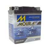 Bateria Moura Ma6-d Moto Sundown Motard 200 2007 Ate 2008