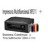 Impresora Para Sublimar, L380 Unlimited Ink
