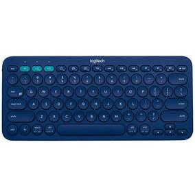 Teclado Logitech K380 Bluetooth Pc Android Mac Azul 07