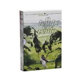 Dvd O Tempo E O Vento-minisserie