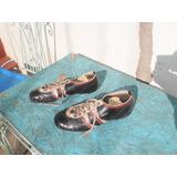 Antiguos Zapatos De Futbol-impecables-de Coleccion