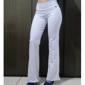 Atacado Calça Leg Cotton Bailarina Preto E Branco
