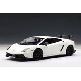 Lamborghini Gallardo Lp570-4 Supertrofeo Autoart Escala 1:18