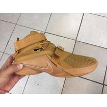 Zapatos Botas Lebron James Soldier 9 Ix Para Damas Caballero