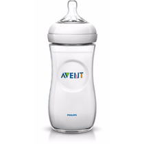 Mamadera Avent Natural Scf696/17 Flujo Variable 330ml 3mes+
