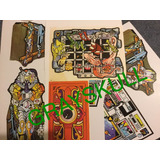 Stickers Calcomanias Castillo Grayskull He Man Motu Skeletor