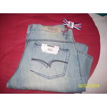 Pantalon(jeans) Original Lee Cooper De Hombre.talla 30x32.