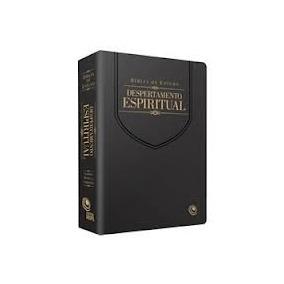 Bíblia De Estudo Despertamento Espiritual
