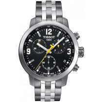 Relógio Tissot Prc 200 T055.417.11.057.00 Preto Aço
