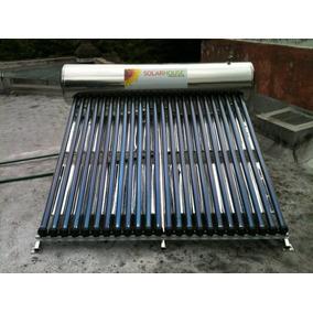 Calentadores Solares De Agua Mexicanos