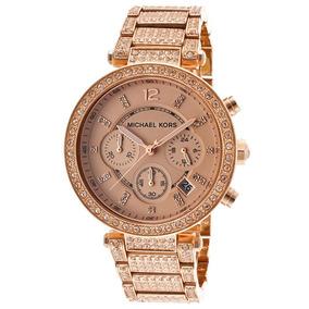 cb479ab15d6 Relogio Michael Kors Mk5663 Rose - Relógios De Pulso no Mercado ...
