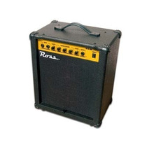 Ross B35 Amplificador P/bajo 35 Watts Flash Musical Tigre!!