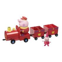 Peppa Pig Princesa -tren Real Con Sonidos - Giro Didáctico