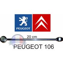 Bieleta Haste Curta Do Trambulador Peugeot 106