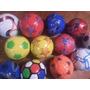 Balon De Futbol Economico Del 3 Varios Colores