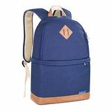 Mochila Backpack Fotografia Camaras Dslr Azul Para Mujer