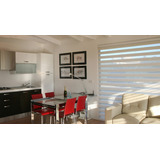 Cortinas Roller Zebra O Duo (dobles) Decorartehogar