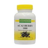 Acai Berry Vita Tech X 60 Cápsulas Antioxidante, Adelgazante