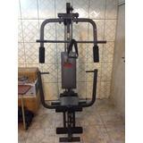 Estação De Musculação Weider 8510 Com Pouco Uso, Aproveite !