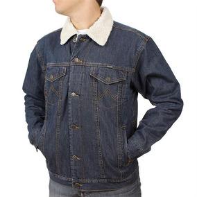 Jaqueta Jeans Masculina Western Cowboy Cut - Wrangler