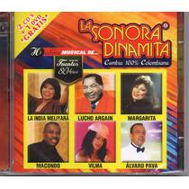 La Sonora Dinamita / La Historia Musical De... 2cds+ 1dvd