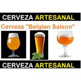 Kit Ingredientes Belgian Saison Receta Cerveza Artesanal