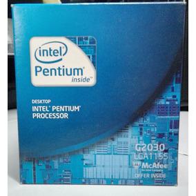 Procesador Intel Pentium G2030 Dual-core 3.0ghz 3mb Lga1155