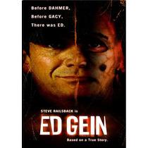 Dvd Gore Ed Gein Hannibal El Canibal Serial Killer Psicosis