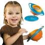 Gyro Bowl 360 Antiderrame Comida Bebé Niños Tazón Plato
