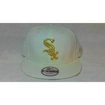 Boné New Era Snapback Aba Reta Chicago White Sox