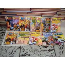 Martin Mystere Coleção Gibis Editora Mythos Ano 2002 Ao 2004