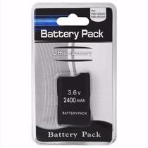 Bateria Psp 2000 E Psp 3000 - 2400mah -3.6v - Lacrado !!!