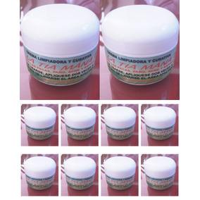 Crema Tía Mana 10 Piezas 25 Gr C/u. Gratis Un Jabón Tía Mana
