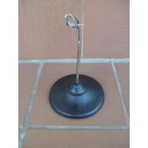 Lampara Plafon De Bronce Antiguo