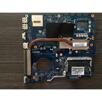 Placa Mae + Processador Amd La-7321p Asus K43u *