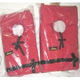 Chaleco Salvavida Reglamentario Tipo Yugo Color Rojo